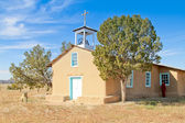 Rural Adobe Church — Stock Photo
