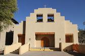 Jihozápadní styl kostel — Stock fotografie