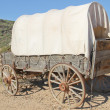 Covered Wagon — Stock Photo #43062263
