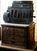 Vintage 1900 NCR cash register 2 — Stock Photo