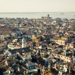 Venice aerial view — Stock Photo