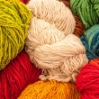 Colored Wools — Stock Photo #18030135