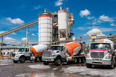 Concrete Company — Stock Photo