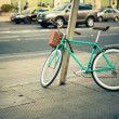 urban bicycle — Stock Photo