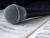 Microphone 04 — Stock Photo