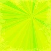 Green grunge background — Stock vektor