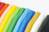 Farbige pastelle — Stockfoto