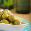 Royalty-Free Stock Photo: Olives in a bowl