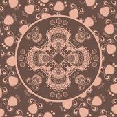 Abstraktní pozadí, vzory — Stock vektor