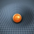 Gravity 3d illustration   — Stockfoto