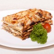 lasagna — Stock Photo #13616367