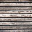 Wooden plank wall — Stock Photo