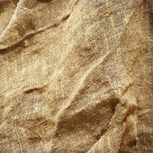 Sack texture background — Stock Photo