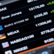 Постер, плакат: List of stock market indices