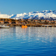 Ushuaia from the Beagle Channel — Stock Photo #12869457