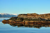 Beagle Channel Island — Stock Photo