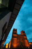 Cathedral at Blue Hour — Stock Photo