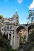 Las Lajas Sanctuary — Stock Photo