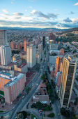 Bogota City Center — Stock Photo