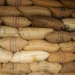 Bags Full of Coffee — Stock Photo #13802968