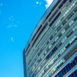 Office Building and Blue Sky — Stock Photo #13916871