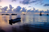 Early Morning Boats — Stock Photo