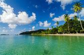 Tropical Coastline — Stock Photo