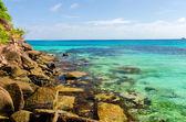 Výhled na karibské moře — Stock fotografie