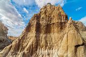 Desert Rock Formation — Stock Photo