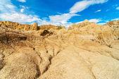 Parched Desert Landscape — Stock Photo