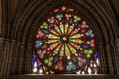 Stained Glass Details — Stock Photo