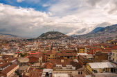 Quito Cityscape — Stock Photo