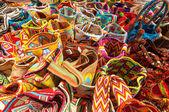 Kolombiya geleneksel çanta — Stok fotoğraf