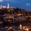 Quito Ecuador Hill — Stock Photo #22199497