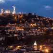 Quito Ecuador Hill — Stock Photo