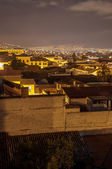 Quito at Night — Stock Photo