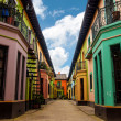 Historic Colorful Buildings — Stock Photo #22478965