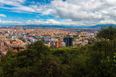Bogota, Colombia Cityscape — Stock Photo