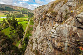 Dramatic View of Cliffs — Stock Photo