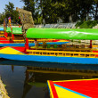 Xochimilco Boats — Stock Photo #23549805