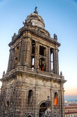 Cathedral Bell Tower — Stock Photo