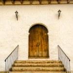 Wooden Colonial Style Door — Stock Photo #23967925