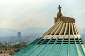 Basilica of Our Lady of Guadalupe — Stock Photo