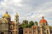Stará bazilika guadalupe — Stock fotografie