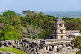 Palenque Palace — Stock Photo