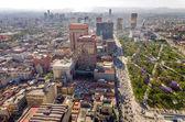 Mexico City Cityscape — Stock Photo