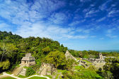 Palenque View — Stock Photo