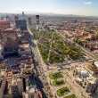 Mexico City Aerial View — Stock Photo #24631981