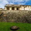 Palenque Palace Stairs — Stock Photo