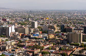 Mexico City View — Stock Photo